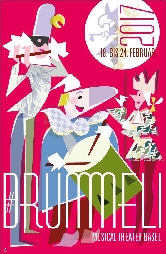 Plakat Drummeli 2017