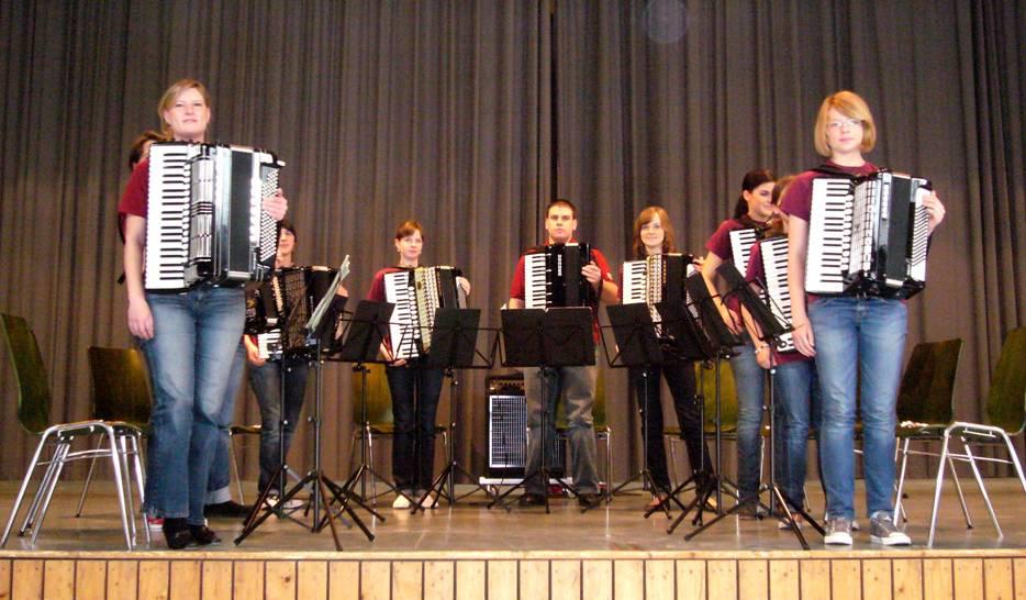 Jugendensemble DHV Bezirkstreffen Breisgau 2009