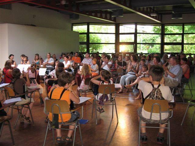 Schülerkonzert 2008